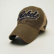GREY REBELS TRUCKER CAP