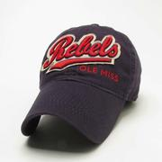 NAVY OM REBELS CAP