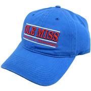 LA BLUE OM BAR RELAXED CAP