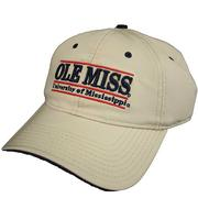 STONE OLE MISS BAR CAP