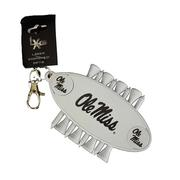 OLE MISS CADDY BAG TAG