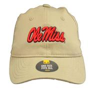 OLE MISS UA YOUTH CHINO CAP