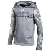 ARMOUR UP REBELS NOVELTY HOOD