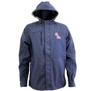 OM MIX HOODED SOFT SHELL