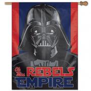 OM REBEL EMPIRE VERTICAL FLAG