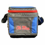 OLE MISS 9 CAN COOLER