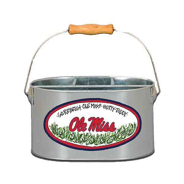 Ole Miss Utensil Holder