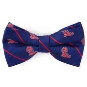 OLE MISS BOW TIE OXFORD