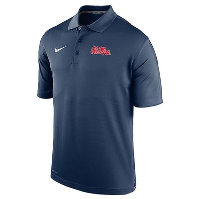 BOYS VARSITY POLO NAVY