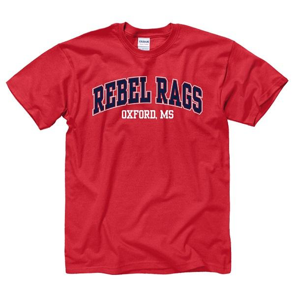 Rebel Rags Oxford Ms Ss Tee