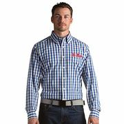 MENS ALLIANCE DRESS SHIRT