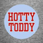 HOTTY TODDY 3IN BUTTON