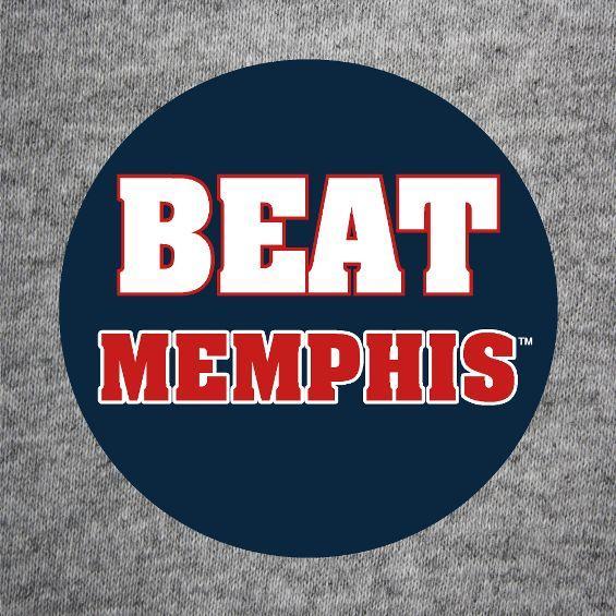 Beat Memphis Button