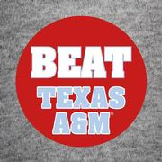 BEAT TEXAS A  M BUTTON