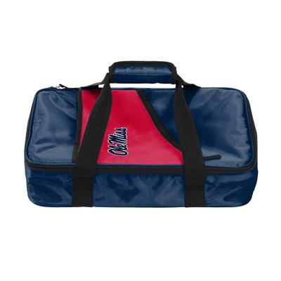 OLE MISS 11X17 CASSEROLE CADDY