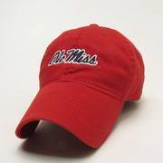 WOMENS SCARLET OM CAP