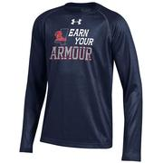 MISS LS EARN YOUR ARMOUR TEE