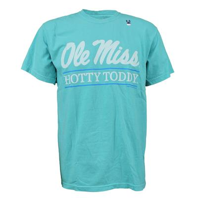OM HT BAR SS TEE CHALKY_MINT