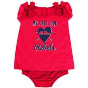 INFANT MY FIRST LOVE ONESIE