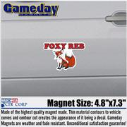FOXY REB MAGNET