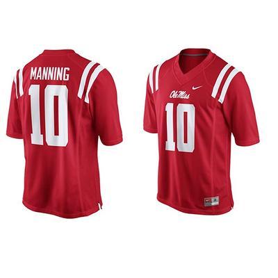 Manning 10 Om Nike Game Jersey