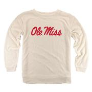 OLE MISS YOUTH COZY CREW