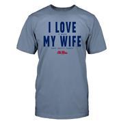 OMISS I LOVE MY WIFE SS TEE