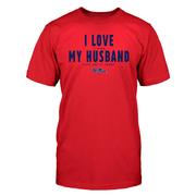 OMISS I LOVE MY HUSBAND SS TEE
