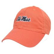 WOMENS CROAL RELAXED TWILL CAP CORAL
