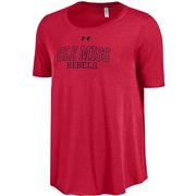 S17 SMU TAPEZE SHIRZEE TEE RED