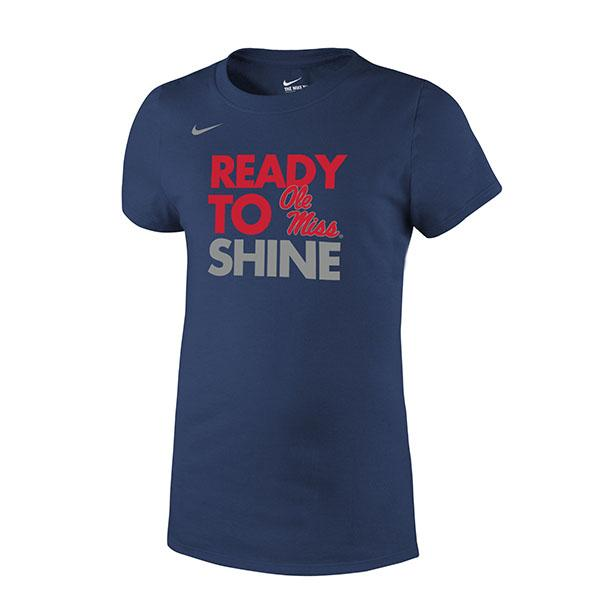 Girls Ready To Shine Core Tee