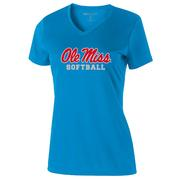WOMENS OM SOFTBALL ZOOM SHIRT