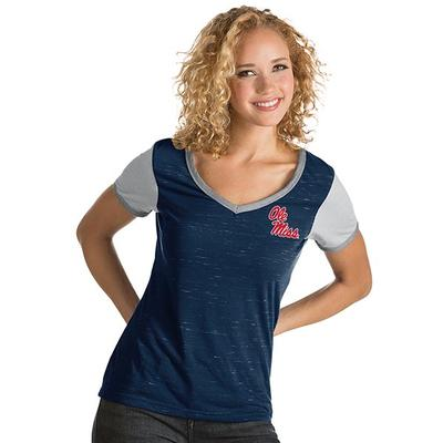 Womens Rival Vneck Tee