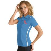 WOMENS MERIT POLO
