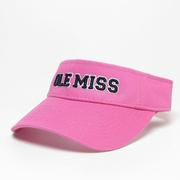 PINK RELAXED TWILL VISOR PINK