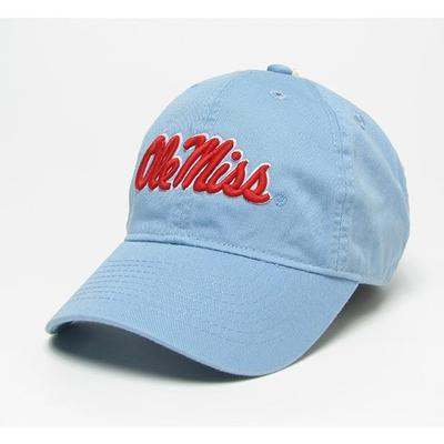 LT BLUE YTH RELAXED TWILL CAP LIGHT_BLUE