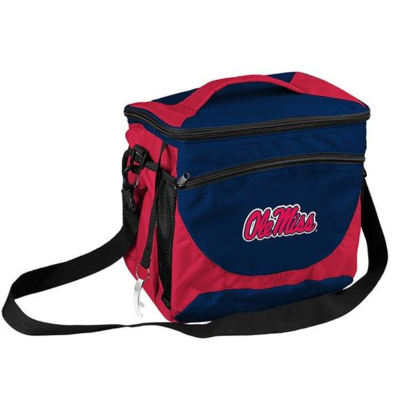 Ole Miss 24 Can Cooler