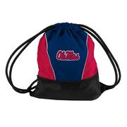 OLE MISS SPRINT BACKSACK NAVY