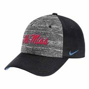 H86 HEATHERED CAP