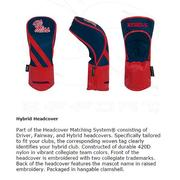 OLE MISS HYBRID HEADCOVER