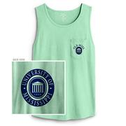 LYCEUM CAMPUS POCKET TANK MINT