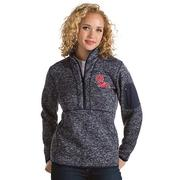 WOMENS FORTUNE QTR ZIP