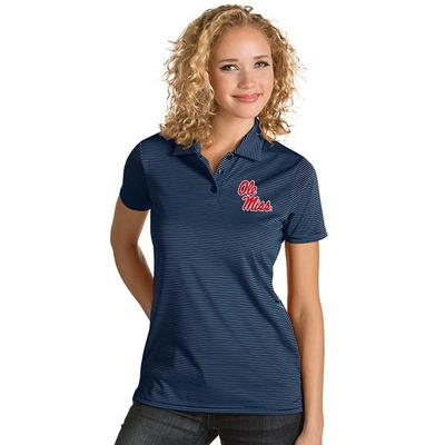 WOMENS QUEST POLO NAVY