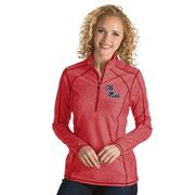 WOMENS TEMPO QTR ZIP