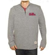 QTR ZIP QUAD FLEECE