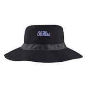 SIDELINE BUCKET HAT BLACK
