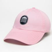 PINK RELAXED TWILL LYCEUM CAP PINK
