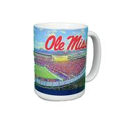 OM FOOTBALL STADIUM LARGE CUP