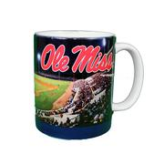 OM BASEBALL STADIUM COFFEE CUP