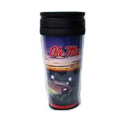 OM SYNERGY FOOTBALL TUMBLER